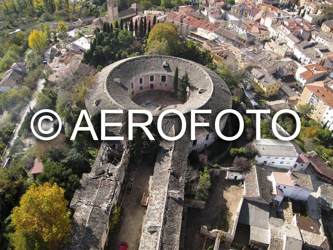 fotografia aerea