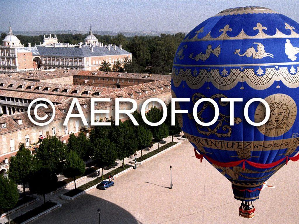 Vídeo turistico de Aranjuez (Madrid)
